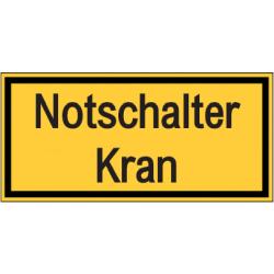Vorlage: Notschalter Kran