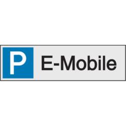 Vorlage: Parkplatz-Reservierung - E-Mobile
