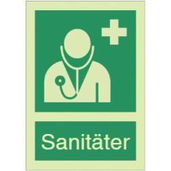 Vorlage: Sanitäter