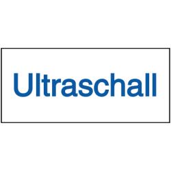 Vorlage: Ultraschall