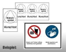 Individuelle Sicherheitskennzeichnung