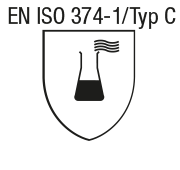 EN 374-2-2014 Typ C