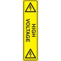 Bounce-Back Warning Post Labels