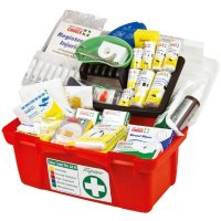 Trafalgar National Workplace Portable First Aid Kit - Poly Case