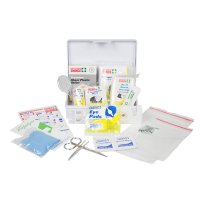 Trafalgar Vehicle And Low Risk First Aid Kit Hard Case