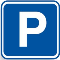 Regulatory Signs - Parking Symbol
