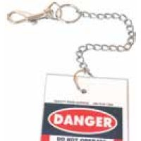 Lockout Tag Chain