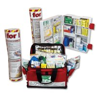 Trafalgar Burns Industry First Aid Kit