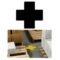Toughstripe 102 x 254mm Floor Marking Crosses