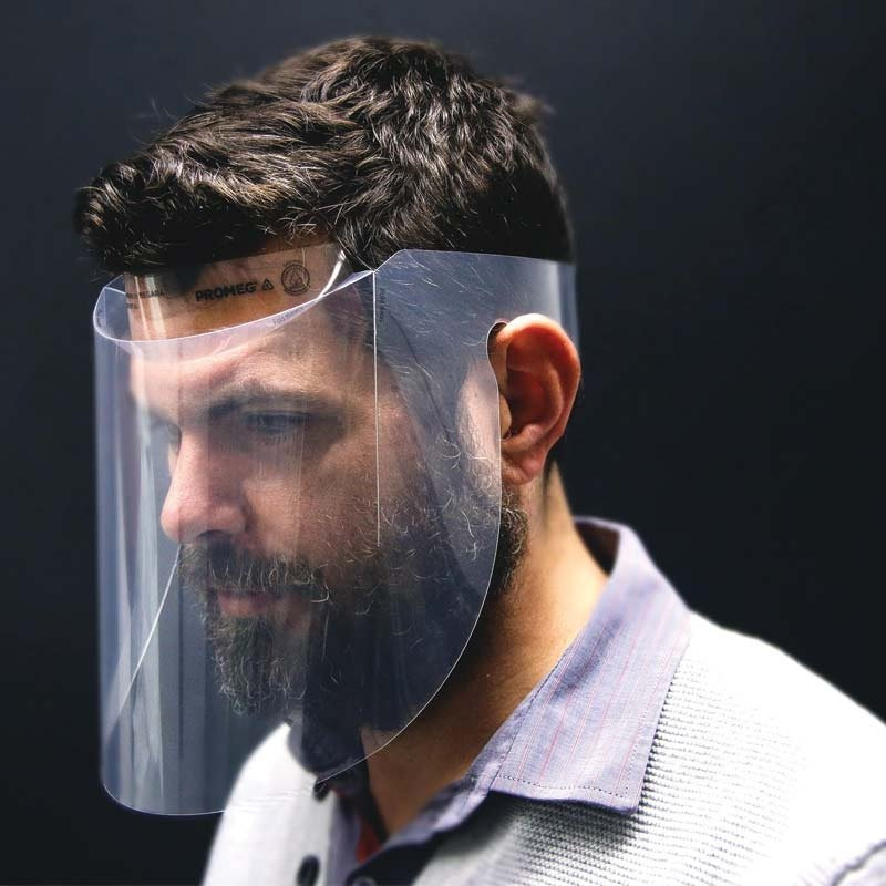 Promeg Disposable Face Shield - Pack of 50