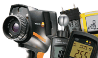 Instruments de mesure professionnels