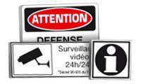 Panneaux et pictogrammes Information