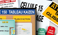 LEAN - Management visuel