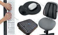 Produits ergonomiques de bureau