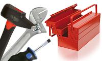 Outillage et boîte à outils