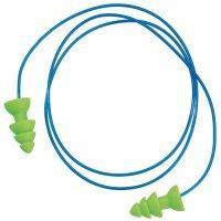 Bouchons d'oreilles Moldex Comets® réutilisables- 25 dB