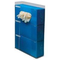 Distributeur transparent pour gants de protection