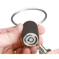 Porte-clés de sécurité avec serrure