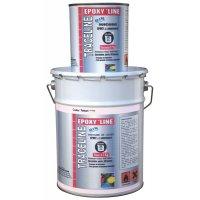 Peinture haute résistance base solvant