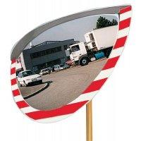 Miroirs de sécurité demi dôme vision à 180°