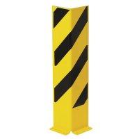 Protections pour poteaux et montants de rack en acier