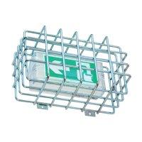 Grilles de protection pour blocs de secours (BAES)