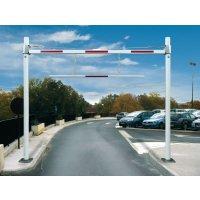 Portiques de parking fixes réglables en hauteur