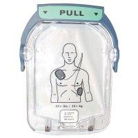 Electrodes pour défibrillateur HS1