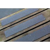 Plaques antidérapantes en acier inoxydable