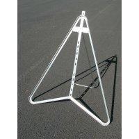 Supports pour panneaux de signalisation à poser