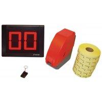 Système Turn-O-Matic pour gestion de file d'attente