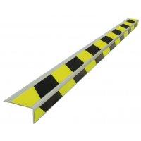 Nez de marche antidérapants à bandes photoluminescentes Grip Premium - Puissance 2