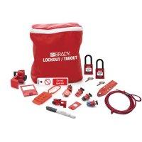 Kit de condamnation de disjoncteurs électriques