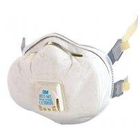 Masque de protection anti-poussière FFP2 jetable confort