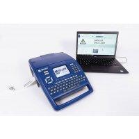 Kit étiqueteuse portable Brady BMP71 et logiciel de création d'étiquettes