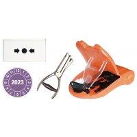 Kits d'inspection pour alarme type 4