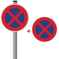 Kit arrêt et stationnement interdits