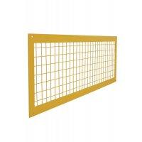 Grille de protection d'accès pour barrière modulable