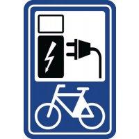 Panneau Vélo électrique