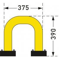 Arceaux de protection flexibles en acier haute résistance