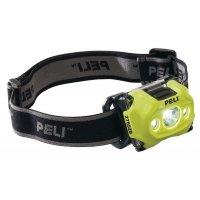 Lampe frontale PELI™ ATEX 141 Lumens