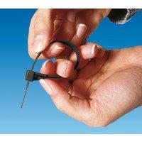 Colliers de serrage réutilisables