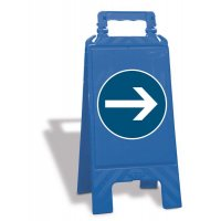 Chevalet de signalisation - Flèche directionnelle