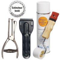 Kit d'inspection pour extincteur