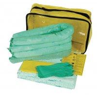 Kit ADR - absorbant pour produits chimiques et nocifs