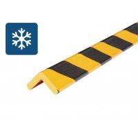 Cornière de protection en mousse Optichoc mince pour environnements froids