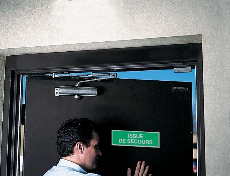 Panneaux d'évacuation - issue de secours - Seton