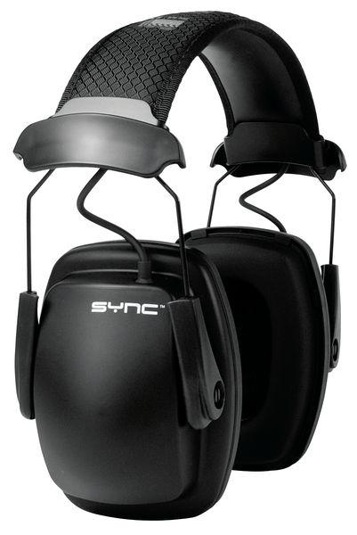 Casque antibruit Howard Leight® Sync™ Stéréo - 31 dB