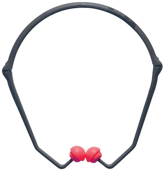 Arceau anti-bruit pliable avec bouchons d'oreilles 24 dB interchangeables