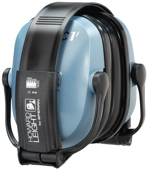 Casque anti-bruit pliable Howard Leight Clarity® - 26 dB